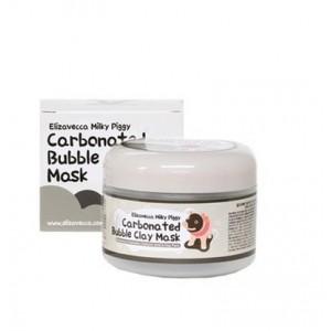 Очищающая глиняно-пузырьковая маска для лица ELIZAVECCA Carbonated Bubble Clay Mask 100гр