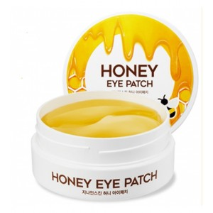 Патчи для глаз гидрогелевые с медом Berrisom G9 Skin Honey Eye Patch 60шт