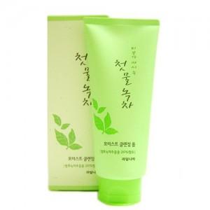 Очищающая маска-пленка с экстрактом зеленого чая WELCOS Green Tea Purifying Peel Off Pack 150мл